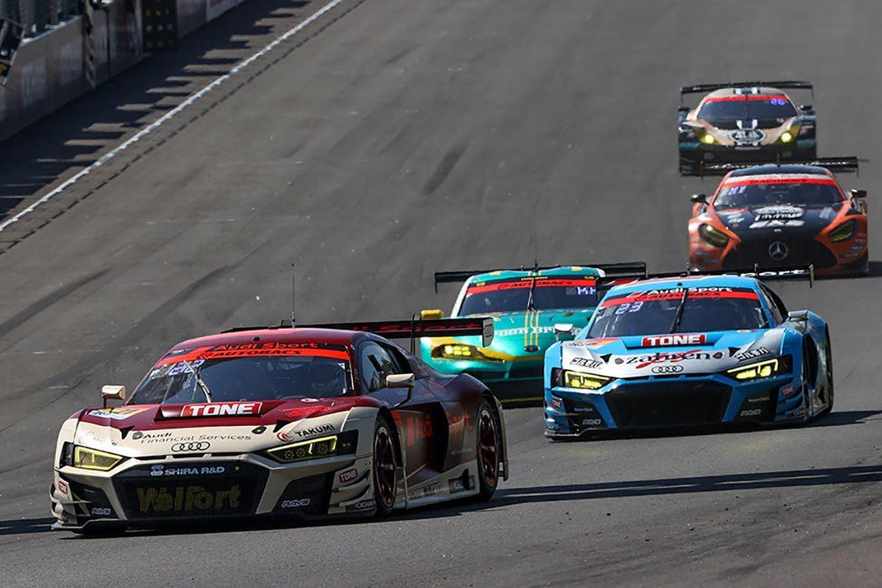 Audi Team Hitotsuyama 2021スーパーGT第5戦SUGO レースレポート