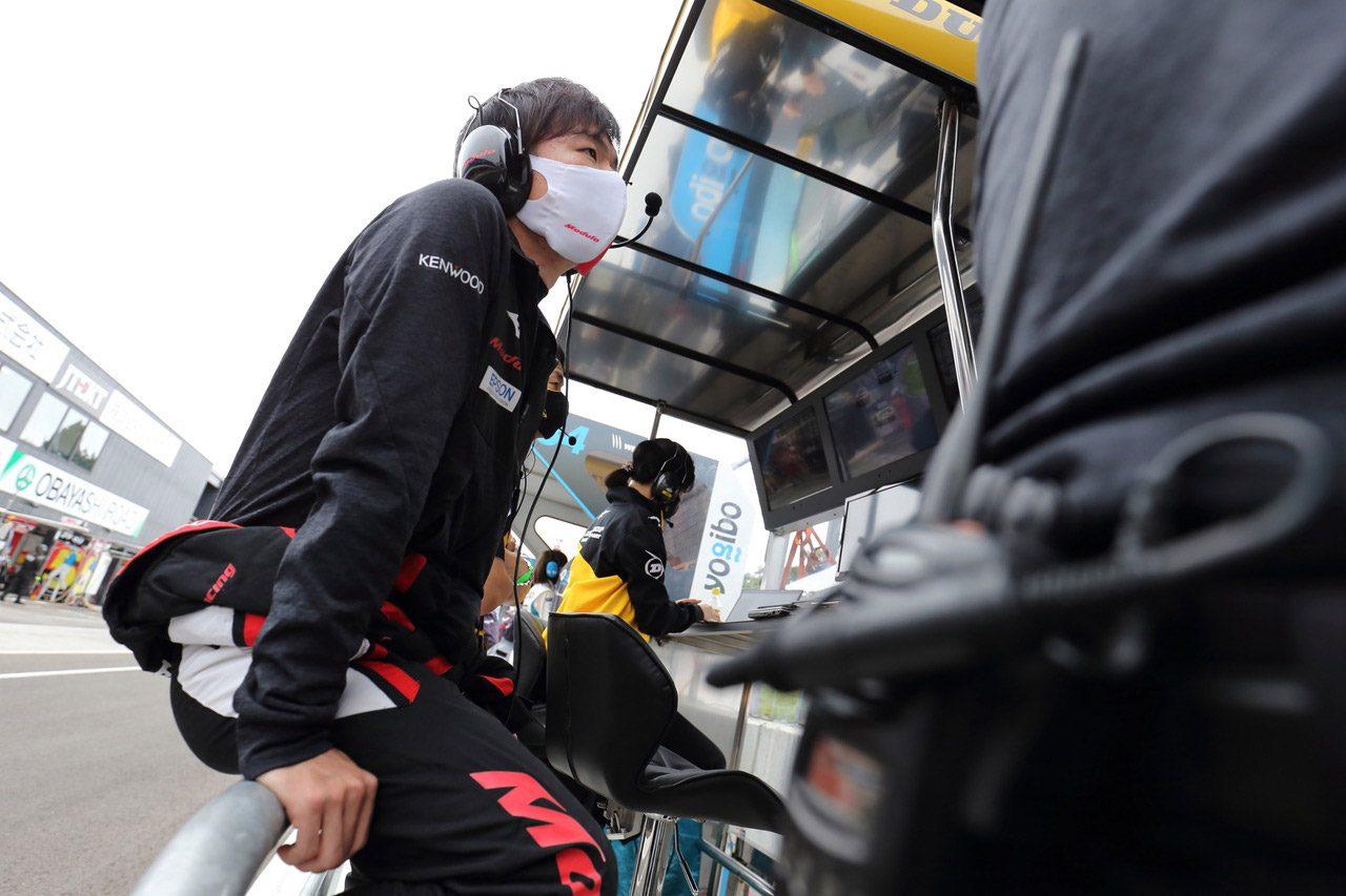 大津弘樹 2021スーパーGT第5戦SUGO レースレポート