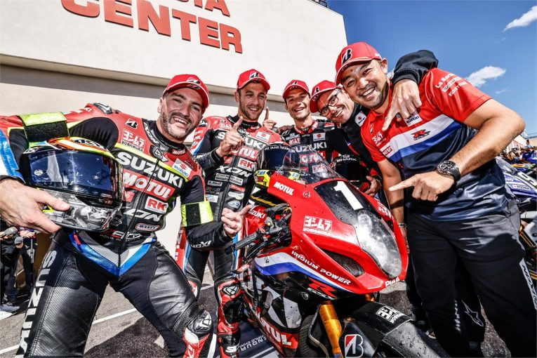 MotoGP   ヨシムラSERT Motul 2021EWCボルドール24時間耐久ロードレース 決勝レポート