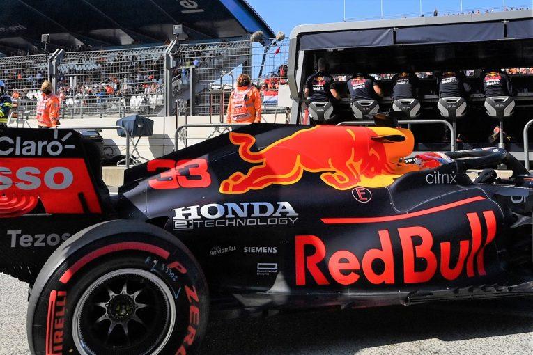 F1   ホンダF1最後の一大プロジェクト。悲願のタイトルのため新型バッテリーを投入、計画前倒しで高効率化と軽量化を達成