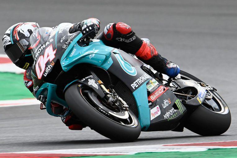 MotoGP | 【レースフォーカス】10カ月ぶりのレースでドヴィツィオーゾがヤマハYZR-M1に感じた印象とは/MotoGP第14戦サンマリノGP