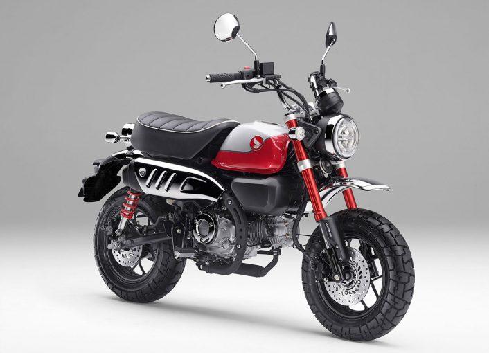 MotoGP | ホンダ、『モンキー125』に5速トランスミッション採用の新エンジンを搭載。9月27日から発売