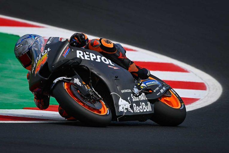 MotoGP   【タイム結果】2021MotoGPミサノ公式テスト2日目