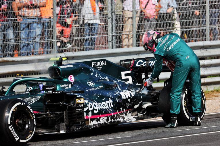 F1   F1技術解説:オランダGPでトラブルが続いたメルセデス製パワーユニット