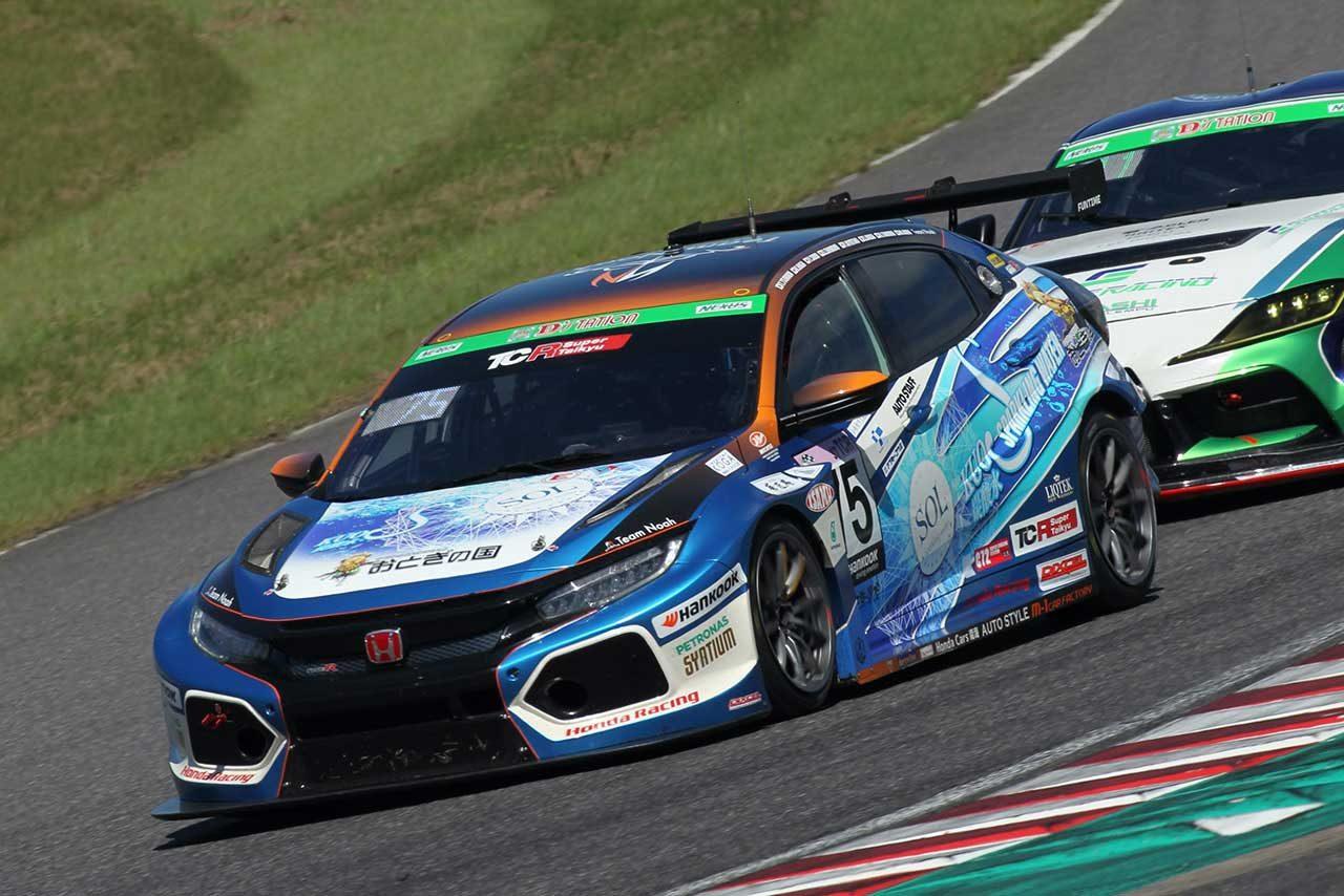 Team Noah 2021スーパー耐久第5戦鈴鹿 レースレポート