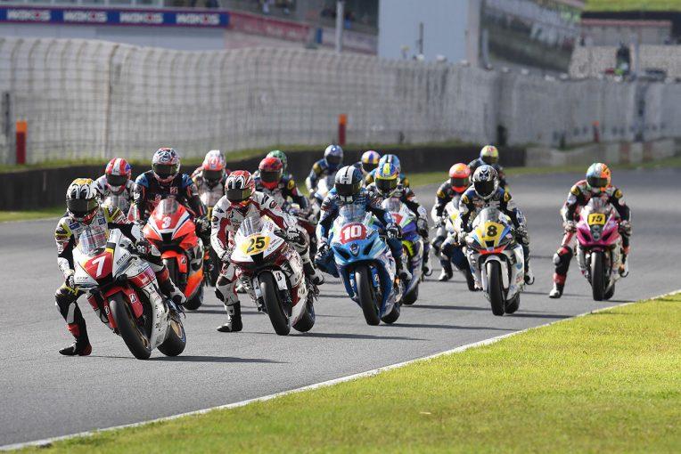 MotoGP   全日本ロードの2022年暫定カレンダー発表。全8戦で、2&4は鈴鹿とオートポリスの2戦