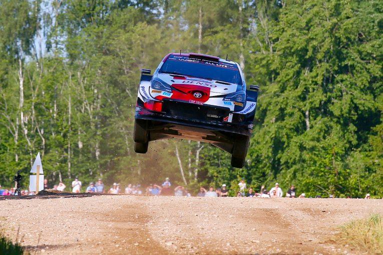 ラリー/WRC | トヨタ、2年ぶりのホームイベントで今季8勝目を狙う「ヤリスWRCはきっと強さを示してくれる」とラトバラ