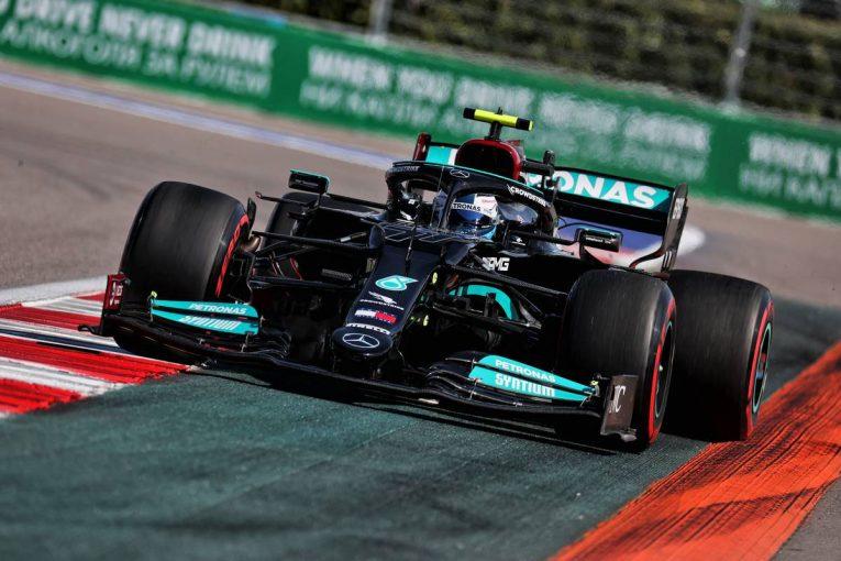 F1   ロシアGP FP2:ソチを得意とするボッタスが初日最速、メルセデス1-2。ガスリーが3番手に続く