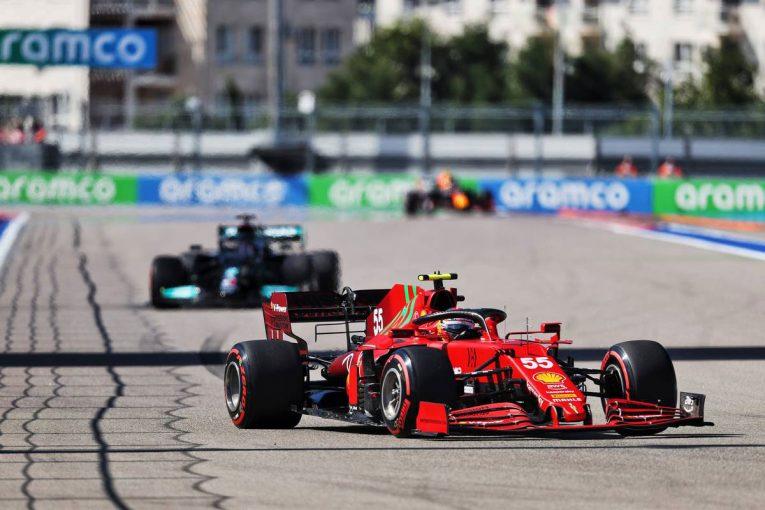 F1 | 2021年F1第15戦ロシアGP TV放送&タイムスケジュール