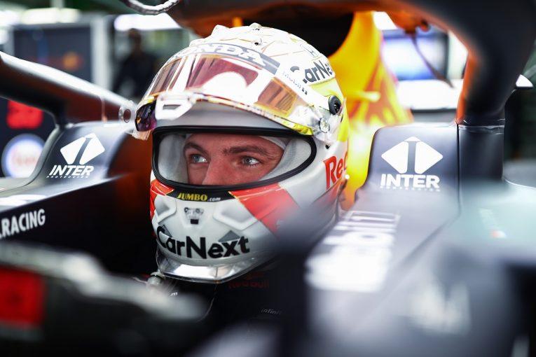F1 | フェルスタッペン、PU交換で後方グリッド降格が確定「すべてを考え合わせてこのタイミングがベストと判断」F1第15戦金曜