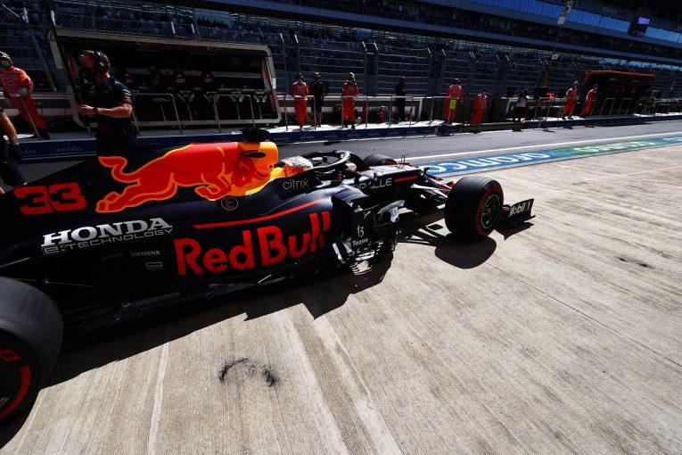 F1   ホンダ田辺TD「新たなPU投入のフェルスタッペン含め全4台が順調にプログラムを消化」/F1第15戦金曜