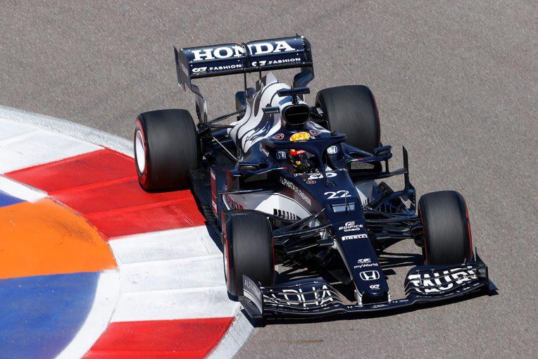 F1 | 【角田裕毅F1第15戦密着】予選は雨予報もアプローチは変えず「ドライでの走行は貴重」とレース向けセットアップに集中
