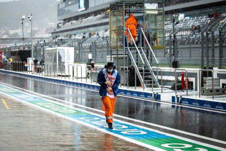 海外レース他 | 悪天候のためレース2は中止に。レース3は計画どおり日曜の開催予定【FIA-F3第7戦ロシア】