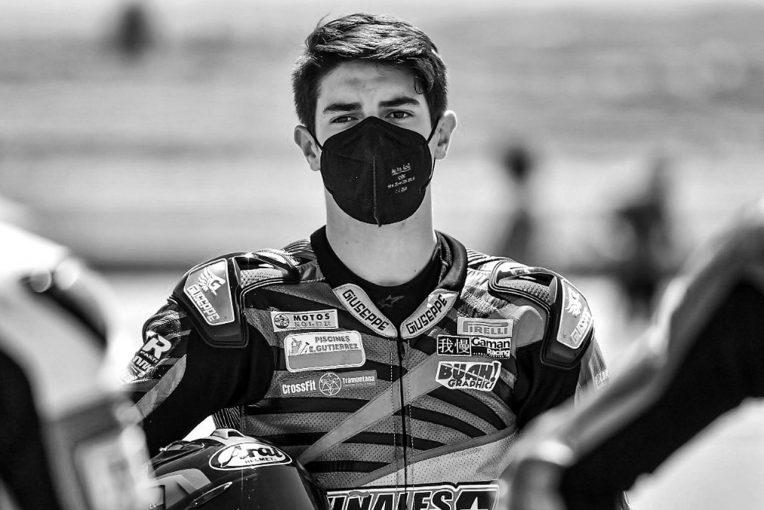 MotoGP   【訃報】WSS300の多重クラッシュでマーベリックのいとこディーン・ベルタ・ビニャーレスが亡くなる。SBK第10戦スペインのレース1は中止