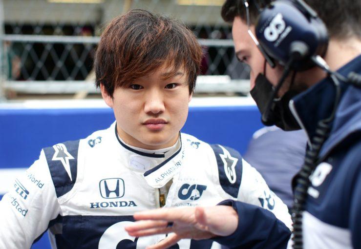 F1 | 角田裕毅17位「バランスに苦しみ序盤はコース上に車を留めるのも大変だった」チームの戦略の賭けは成功せず/F1第15戦
