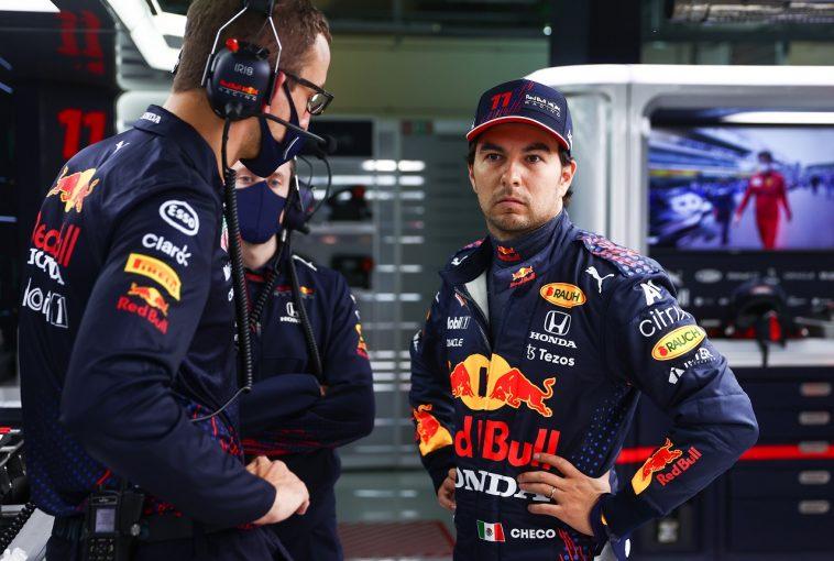 F1 | ペレス9位「表彰台のためリスクを取ったが、ステイアウトは間違いだった」レッドブル・ホンダ/F1第15戦