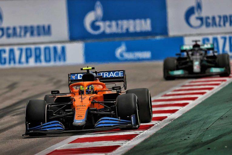 F1   F1第15戦ロシアGPのドライバー・オブ・ザ・デー&最速ピットストップ賞が発表