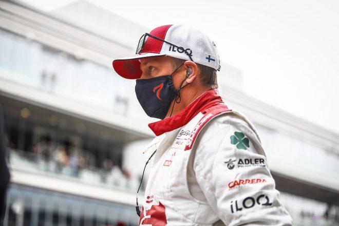 2021年F1第15戦ロシアGP キミ・ライコネン(アルファロメオ)