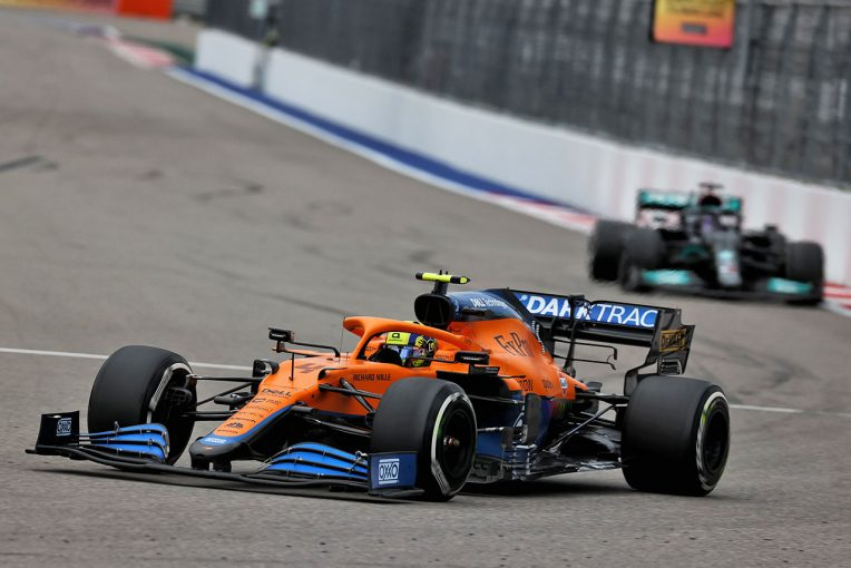 F1   F1第15戦ロシアGP決勝トップ10ドライバーコメント(1)
