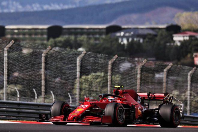 カルロス・サインツJr.(フェラーリ)