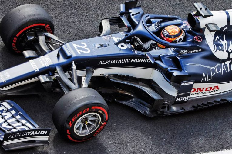 F1 | 【タイム結果】F1第16戦トルコGPフリー走行2回目