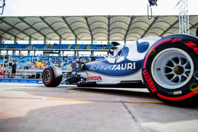 2021年F1第16戦トルコGP ピエール・ガスリー(アルファタウリ・ホンダ)