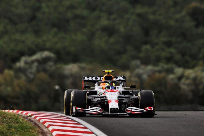 2021年F1第16戦トルコGP セルジオ・ペレス(レッドブル・ホンダ)