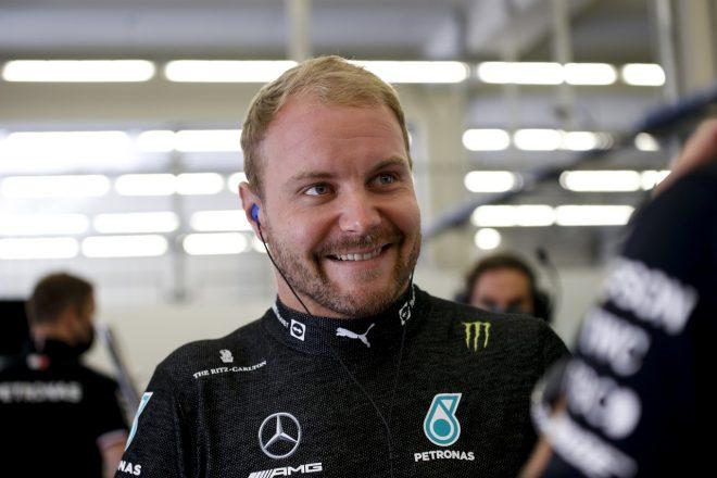 2021年F1第16戦トルコGP バルテリ・ボッタス(メルセデス)