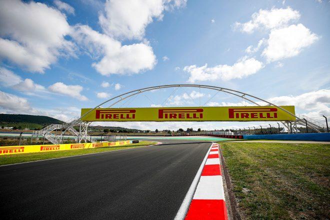 2021年F1第16戦トルコGP イスタンブール・パーク・サーキット