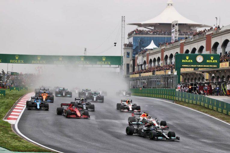 F1   【ポイントランキング】F1第16戦トルコGP終了時点