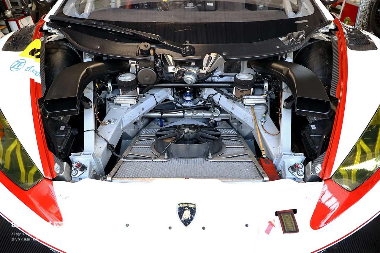 GT300マシンフォーカス/JLOC ランボルギーニ GT3