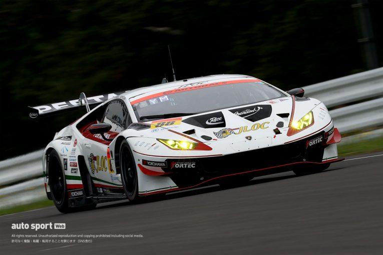 スーパーGT | 【GT300マシンフォーカス】セットアップの自由度は高めだが、調整幅がシビアなランボルギーニ・ウラカンGT3 EVO
