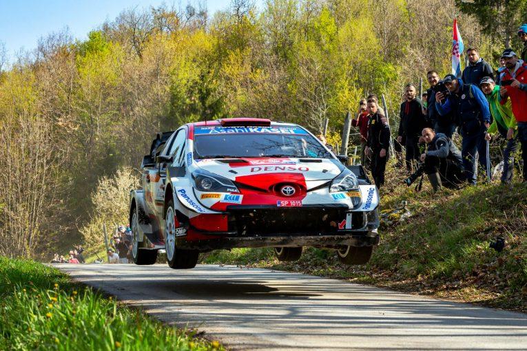 ラリー/WRC   トヨタ、WRCスペインでの両タイトル確定目指す。オジエ「3日間すべてがターマックで行われるのは歓迎」