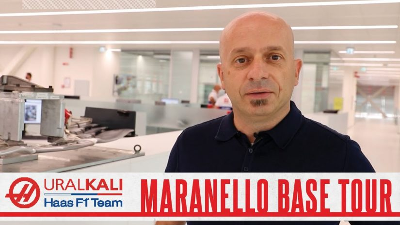 F1   【動画】ハースF1がマラネロに構えた新拠点を公開