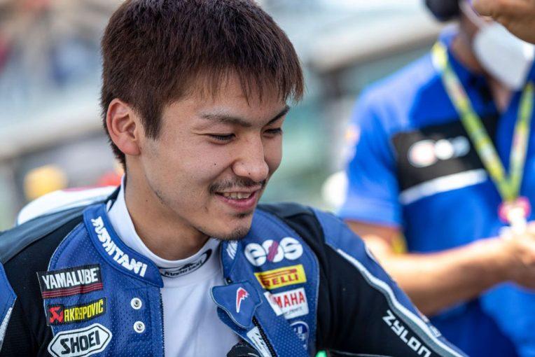 MotoGP | 野左根航汰、2022年もヤマハからSBKに継続参戦が決定