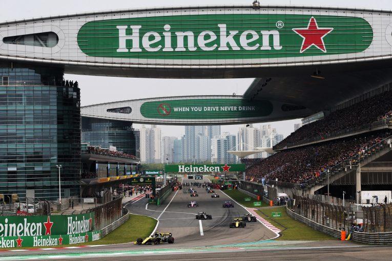 F1 | F1中国GP、3年連続で開催断念の可能性高まる。2022年休催の場合、代替戦はイモラか