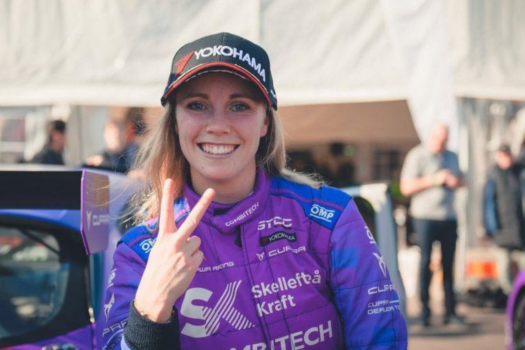 海外レース他 | STCC最終戦は「スタイリッシュに決められた」コチュリンスキーが女性史上初の選手権2位フィニッシュ