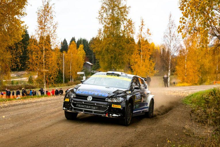 ラリー/WRC   フィンランドで結果を残したスニネン、フルタイムドライバーへの復帰を目指す/WRC