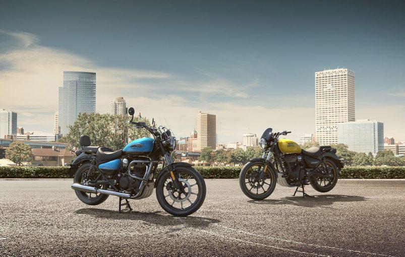 MotoGP | ロイヤルエンフィールド、普通二輪免許で乗れるバイク『Meteor 350』を11月中旬から国内で販売