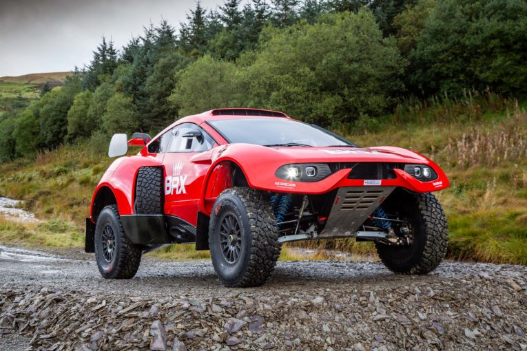 ラリー/WRC | BRX、ダカールなどで持続可能燃料を採用へ。プロドライブ・ハンターT1+でのテスト開始
