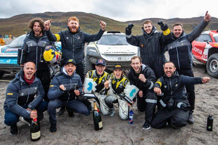 ラリー/WRC | 2021年初年度シーズン最終戦はイギリスで。12月にジュラシックX Prixを開催/エクストリームE