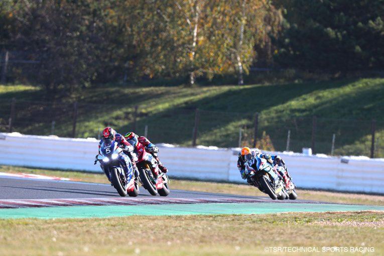 MotoGP   F.C.C.TSR Honda France 2021EWCモスト6時間耐久ロードレース 決勝レポート